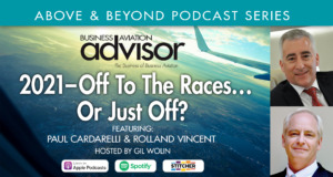 2021 –Off To The Races… Or Just Off?