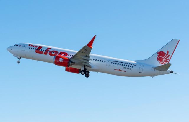 737 Max Lion Air