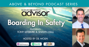 Aircraft Boarding in Safety Podcast