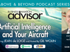 Artificial Intelligence and Your Aircraft