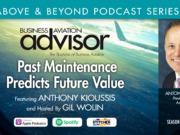 Past Maintenance Predicts Future Value - Asset Insight