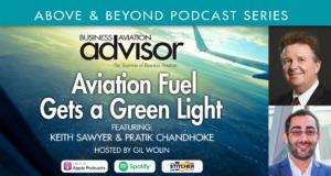 Aviation Fuel Gets a Green Light