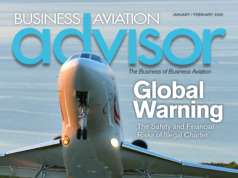 Business Aviation Advisor January-February 2020
