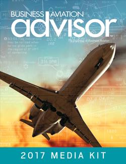 Business Aviation Advisor Media Kit 2017