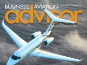 Business Aviation Advisor Magazine Nov-Dec-2018