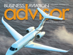 Business Aviation Advisor Magazine Nov-Dec-2018
