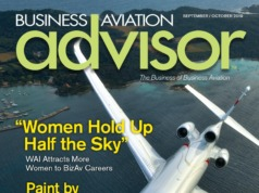 Business Aviation Advisor Magazine Sept-Oct 2019