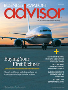Business Aviation Advisor Vol01-Issue01