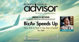 BizAv Speeds-Up Kenn Ricci