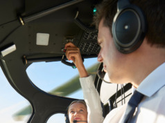 Contract pilots help fill shortage