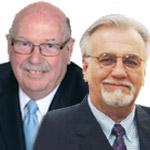John Enticknap & Ron Jackson