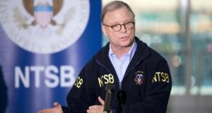Robert L. Sumwalt, 14th Chairman of the National Transportation Safety Board (NTSB)
