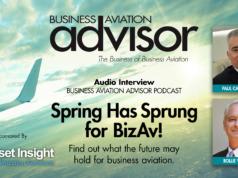 Spring Has Sprung for BizAv! Podcast