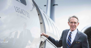 Business Aviation Advisor, Gil Wolin, Publisher