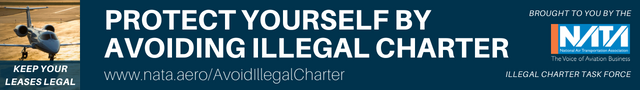 NATA- Protect yourself by avoiding illegal charter.